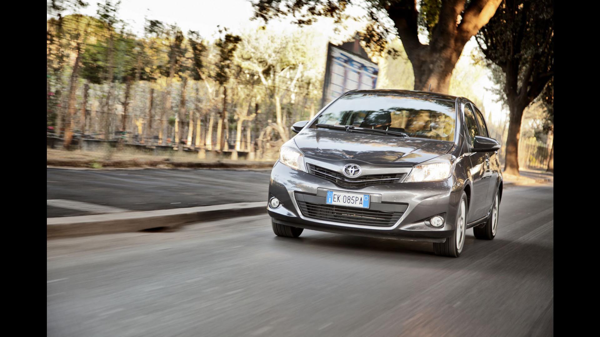 Schema Elettrico Yaris : Toyota yaris 1.3 dual vvt i cvt style