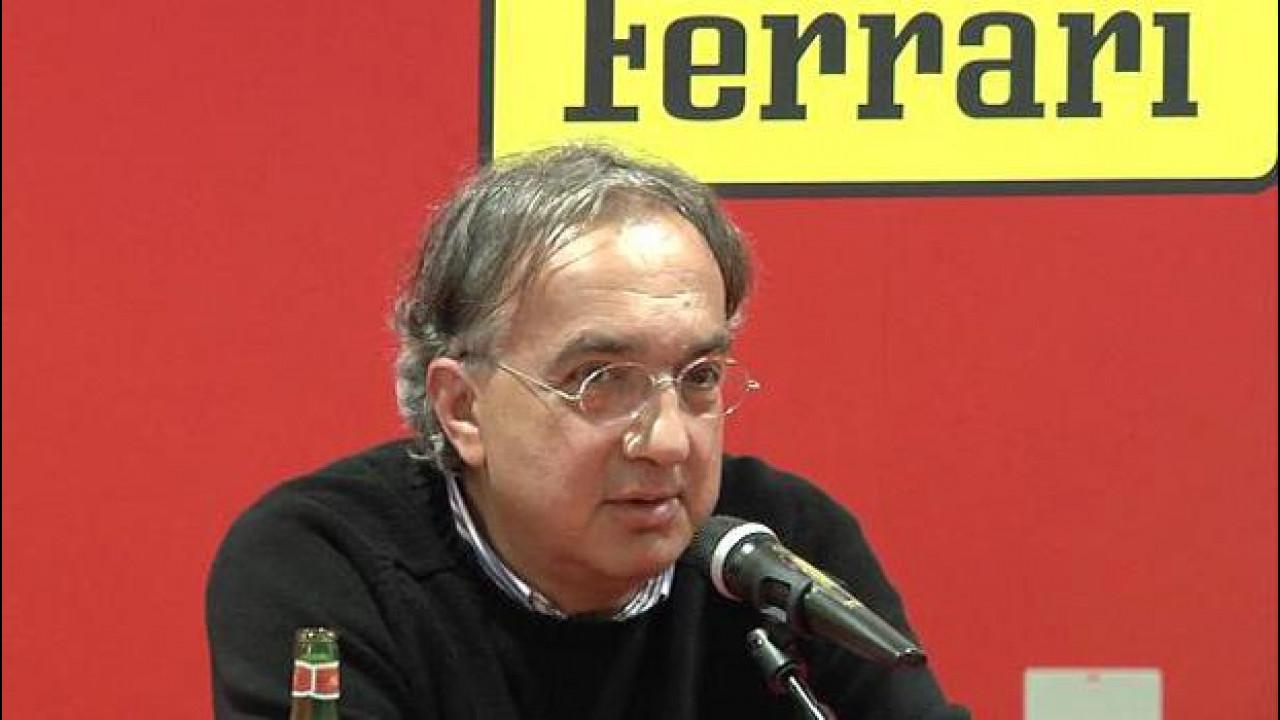 [Copertina] - Ferrari, le previsioni 2015 di Marchionne