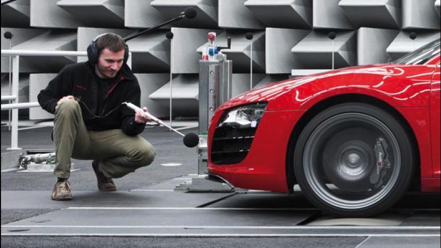 """USA, la NHTSA vuole dare un """"rumore"""" alle auto elettriche"""