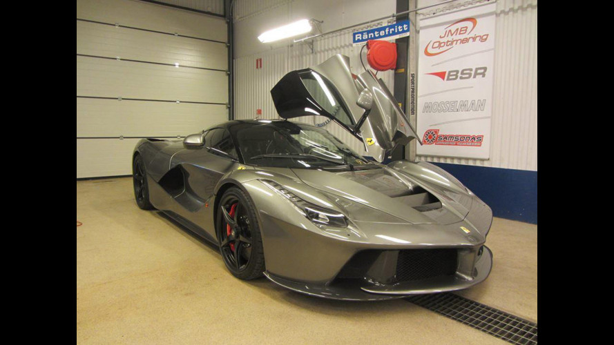 LaFerrari by JMB Optimering, come lei nessuna mai (per ora)