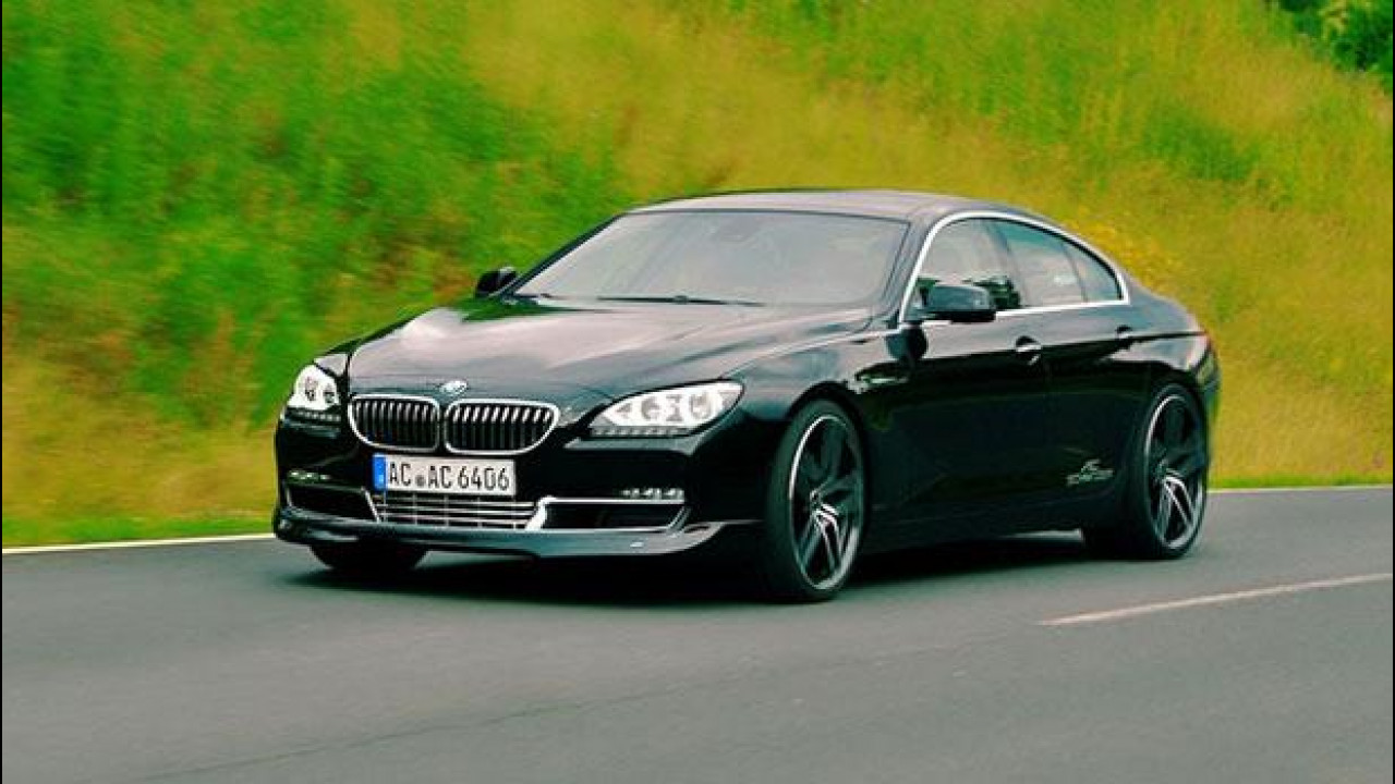 [Copertina] - BMW Serie 6 Gran Coupé by AC Schnitzer