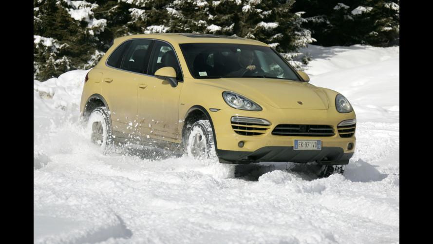 """Gennaio 2012, la """"Top Five"""" dell'auto"""