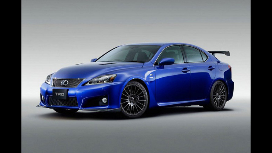 Lexus IS F Circuit Club Sport Package