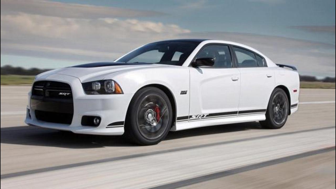 [Copertina] - Dodge Charger SRT8: arriva il pacchetto estetico opzionale per il 2014