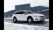 Peugeot 508 RXH - TEST