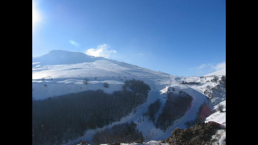 Sulle tracce di lupi e gatti selvatici per i Monti Sibillini
