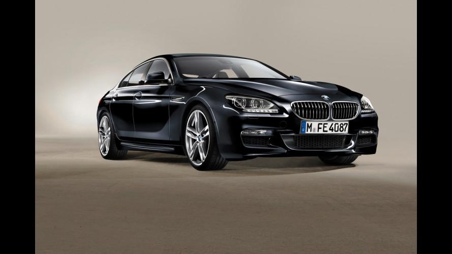 BMW Serie 6 Gran Coupé M Sport