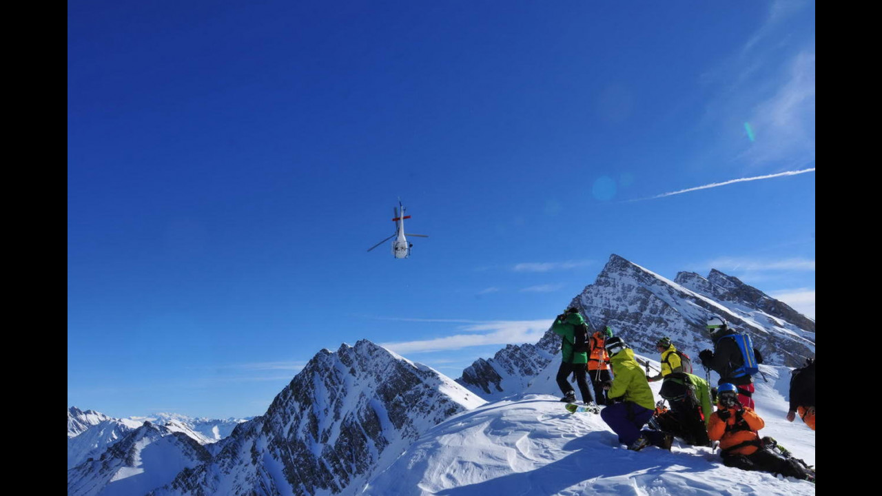 Heliski in Valle d'Aosta