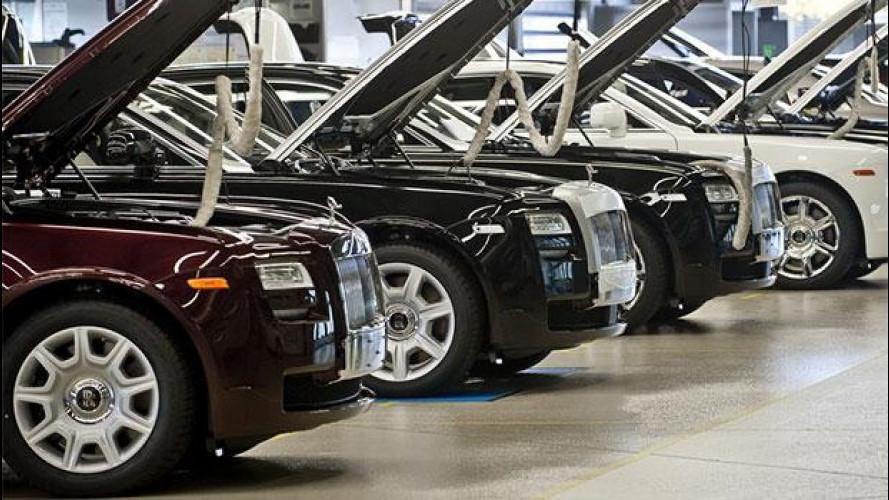 11 milioni di persone possono comprare una Rolls-Royce