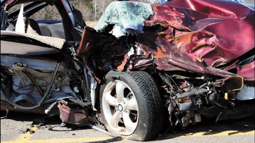 Omicidio stradale: battaglia in Parlamento