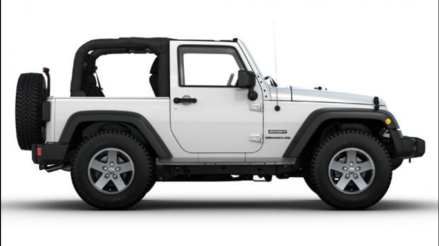 "Jeep Wrangler Cabrio ""Summer Edition"""