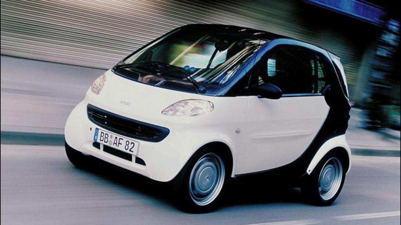[Copertina] - smart, l'automobile dell'orologiaio