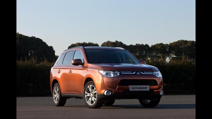 Nuovo Mitsubishi Outlander, esordio a Ginevra
