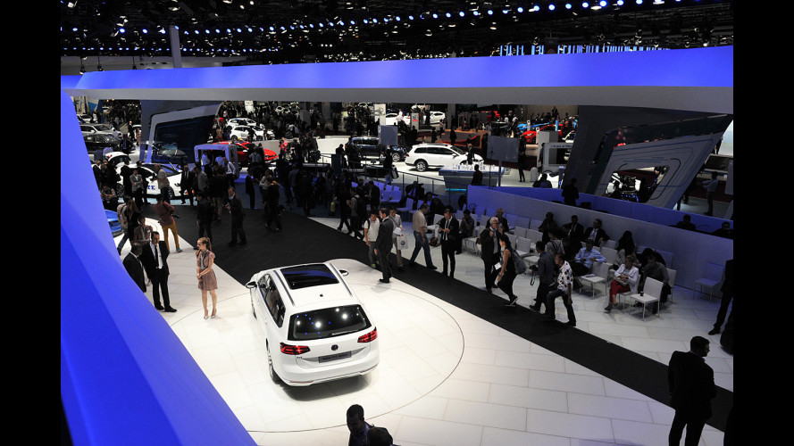 Salone di Parigi: Golf Alltrack all'avventura