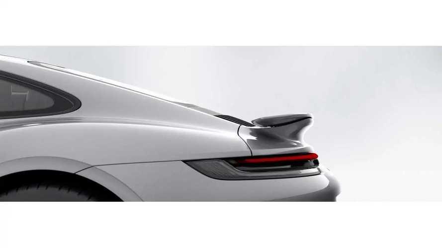Porsche 911 Turbo S (2020): Aktiver Heckflügel