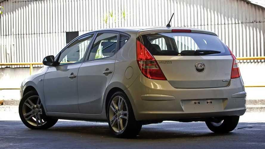 Hyundai i30 - Primeira geração