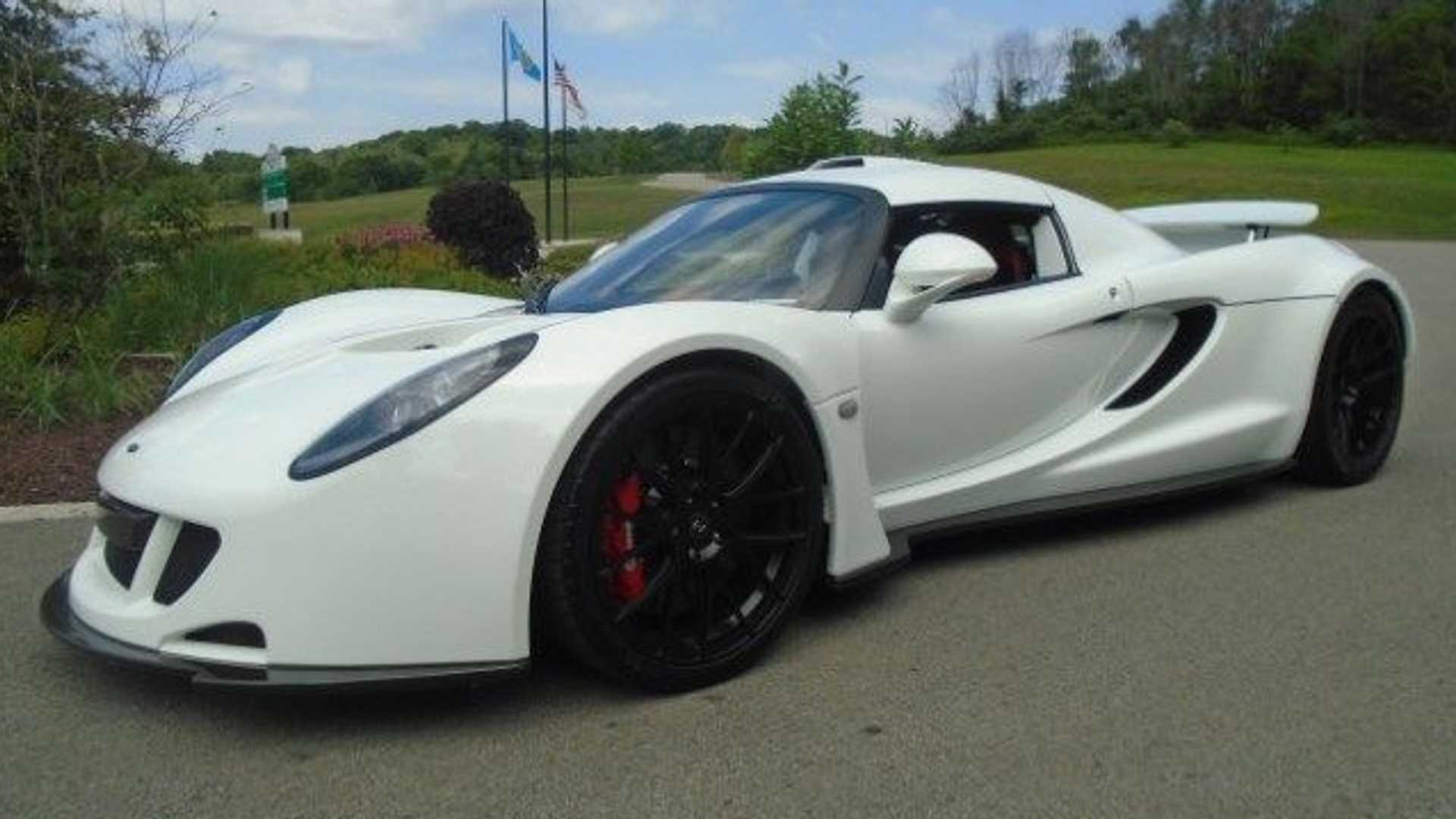 Rare Low Mileage Hennessey Venom Gt Yours For 1 25 Million