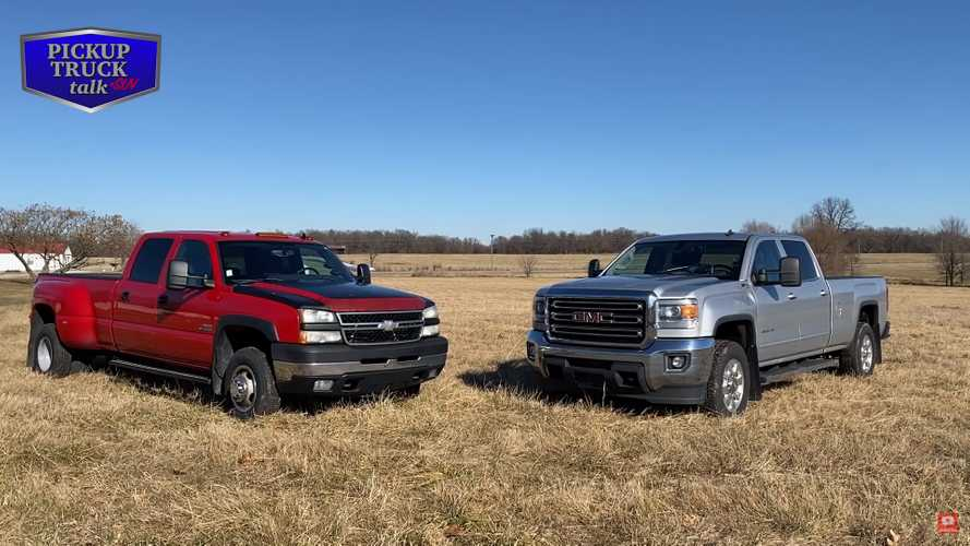 These Two GM Trucks Have Over 1.5 Million Miles Between Them