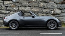 2020 Mazda MX-5 UK-spec