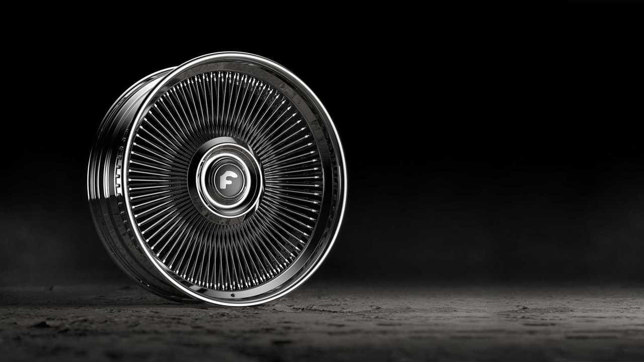 Forgiato 26-inch wheels