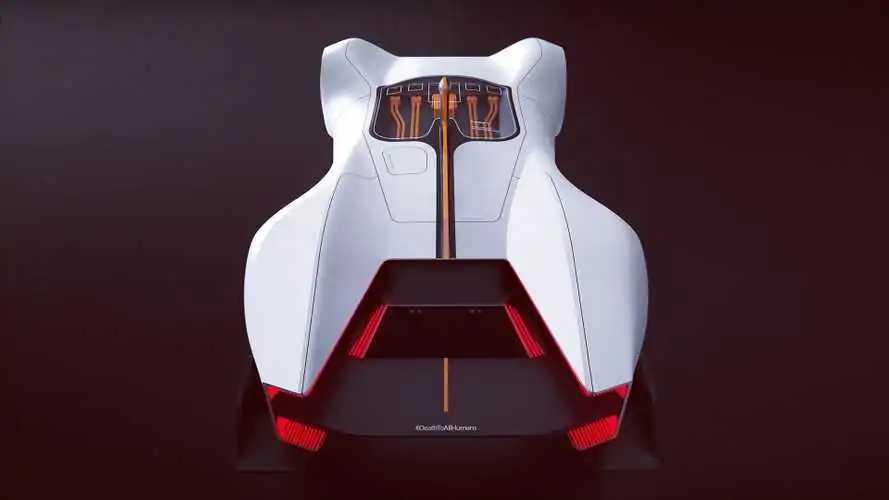 Polestar 1K Concept