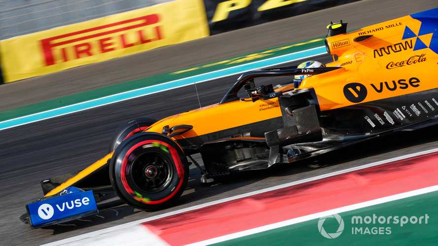 McLaren: No 'mission impossible' to fight top three in 2021