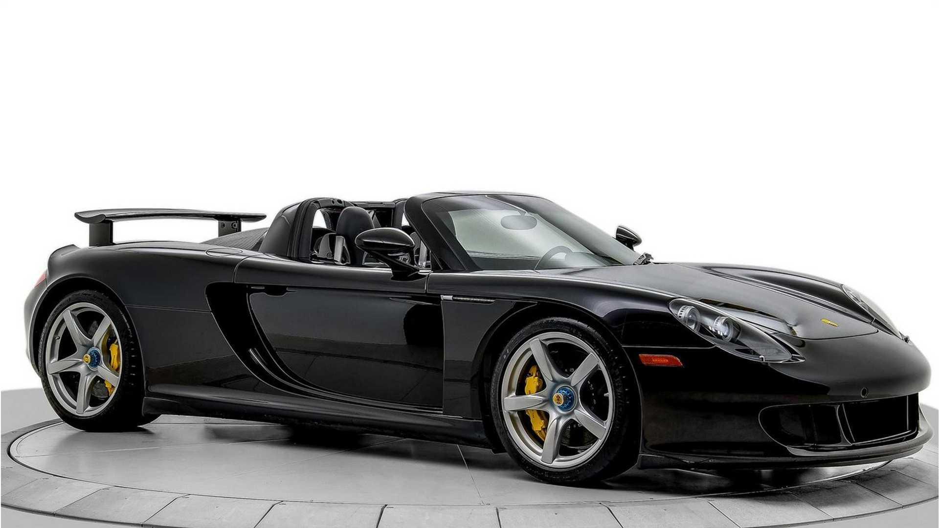 """[""""US Treasury Auctioning Off Ferrari, Porsche Exotics""""]"""