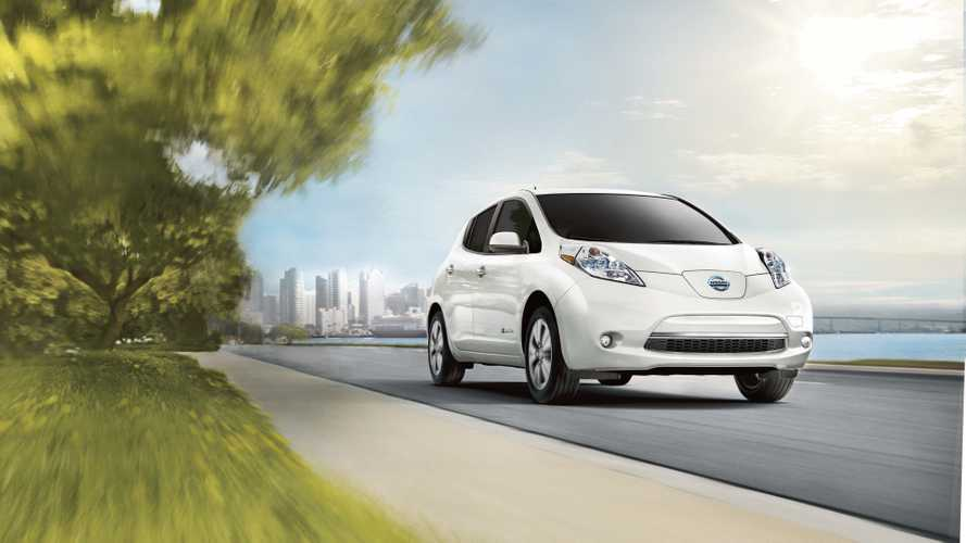 Nissan LEAF Awarded In 2020 J.D. Power Vehicle Dependability Study