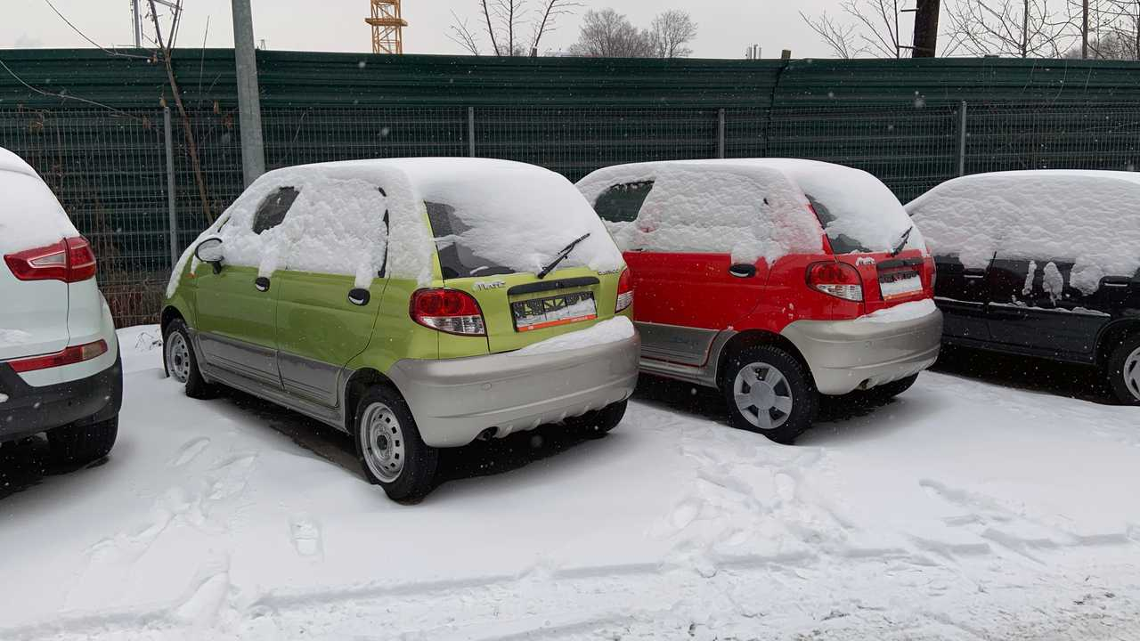 Новая машина за 349 000 рублей