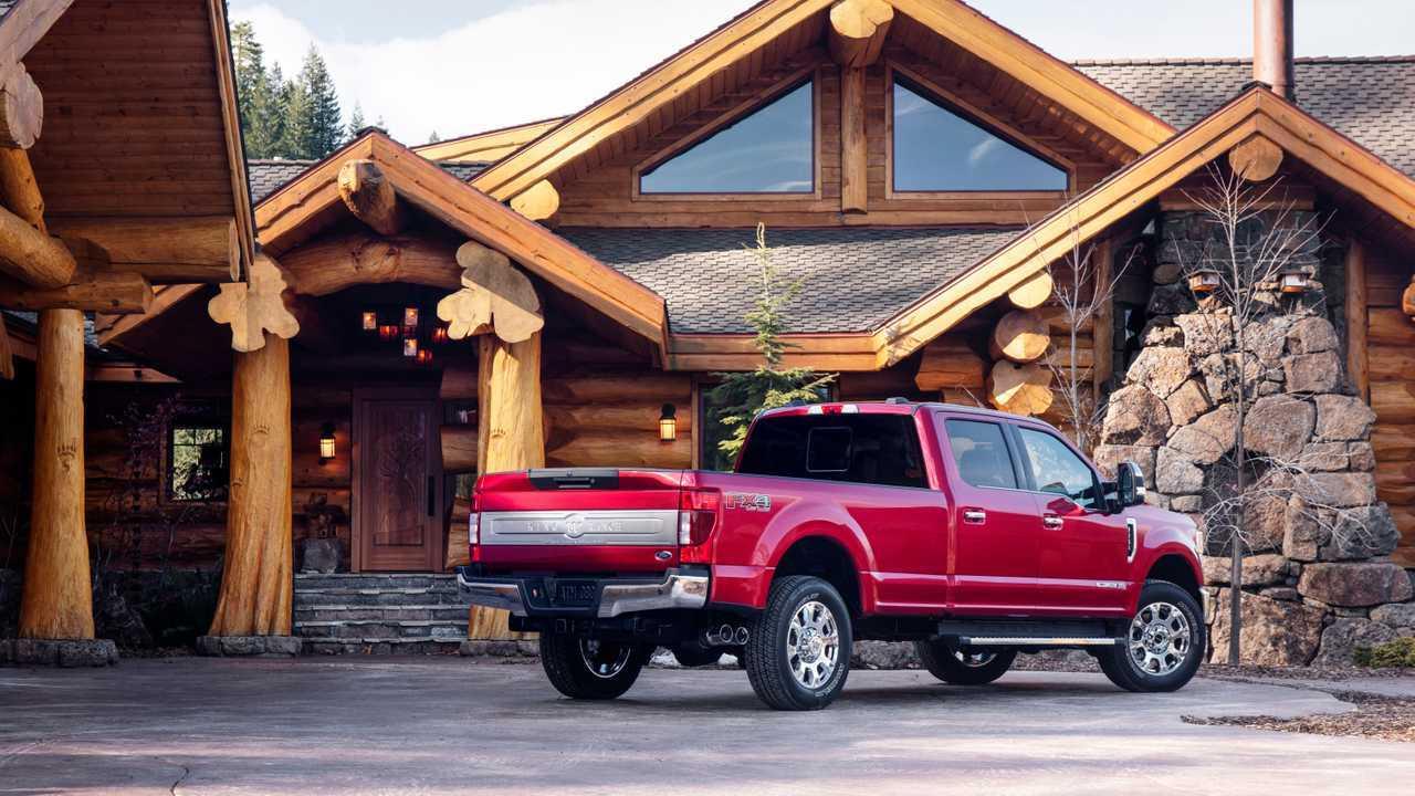 1) Amerika Birleşik Devletleri – Ford F-Serisi