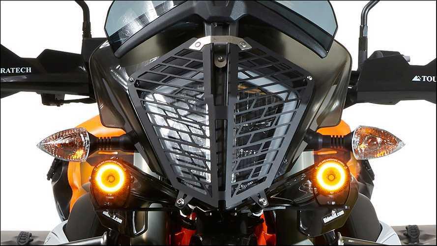Special BDR Edition 2020 KTM 790 Adventure R