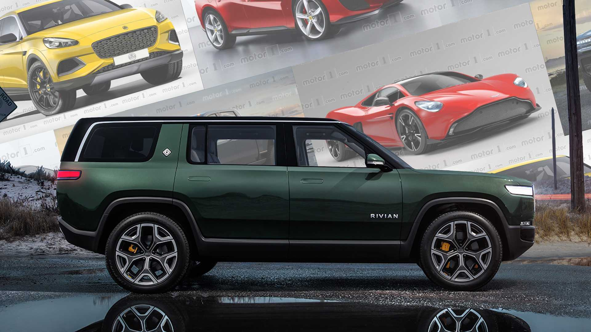 2022 New Models Guide 15 Cars Trucks And Suvs Coming Soon
