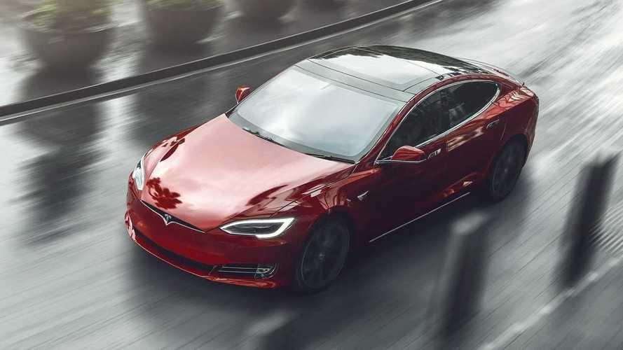 Tesla Model S - Elle viserait une autonomie de 645 kilomètres