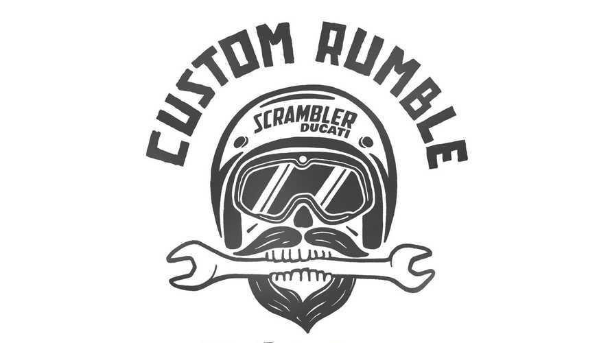 Ducati Custom Rumble 2020: vota la Scrambler più originale