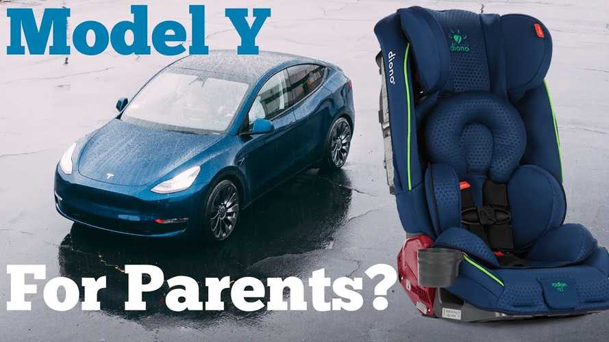Is The Tesla Model Y A Solid Option For Families?