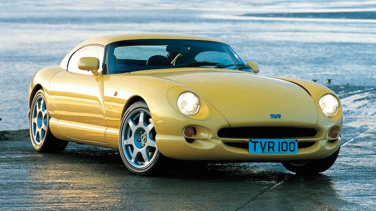TVR Cerbera Buying Guide