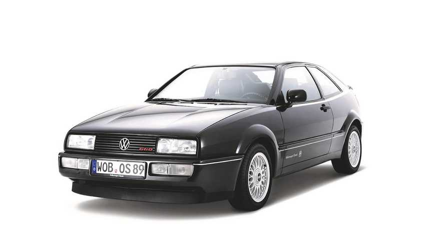 Can you believe the VW Corrado is 30 years old!