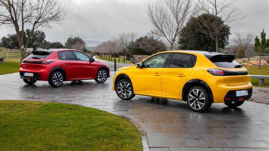 Prueba gama Peugeot 208 2020, ¡a por todas!