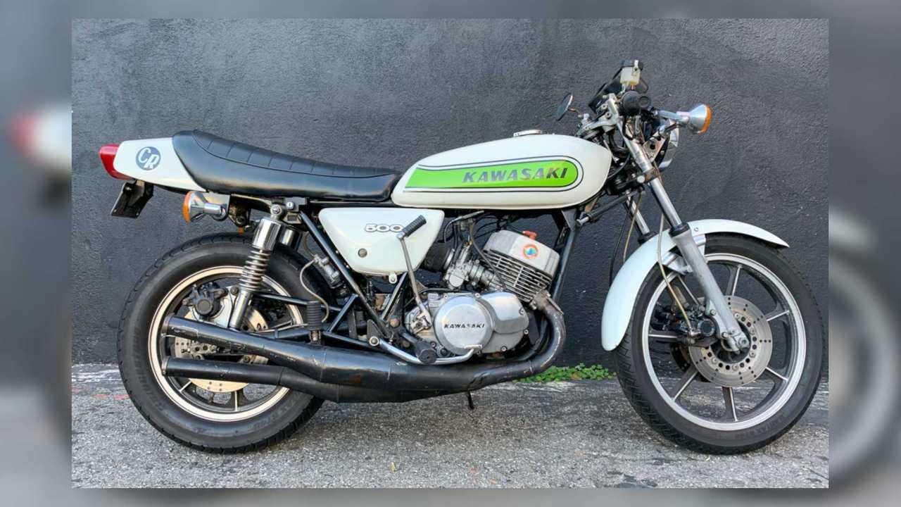 1974 Kawasaki H1 Mach III