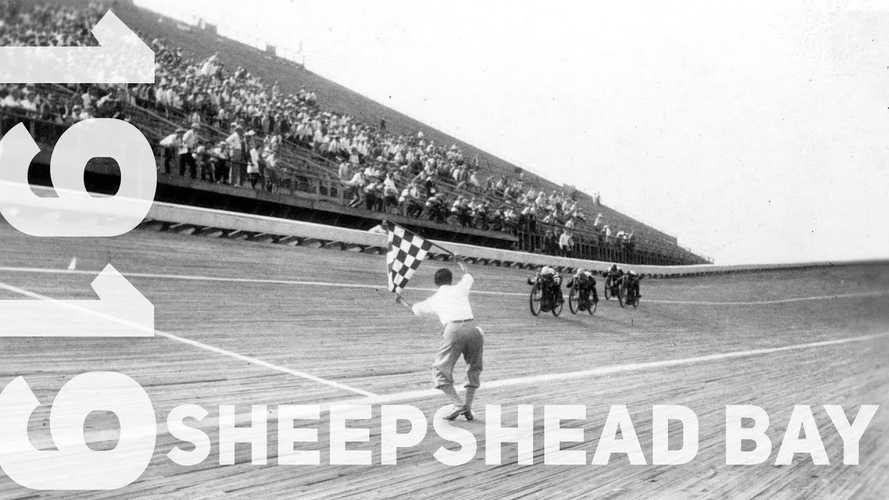 100 Years Ago, Board Track Racing Looked Like This