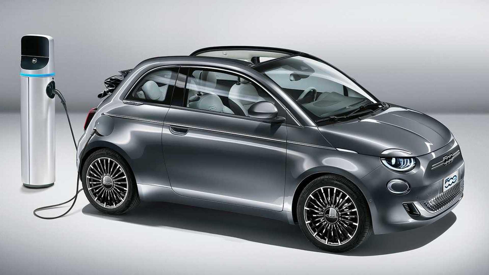 Fiat 500e (2020) 9