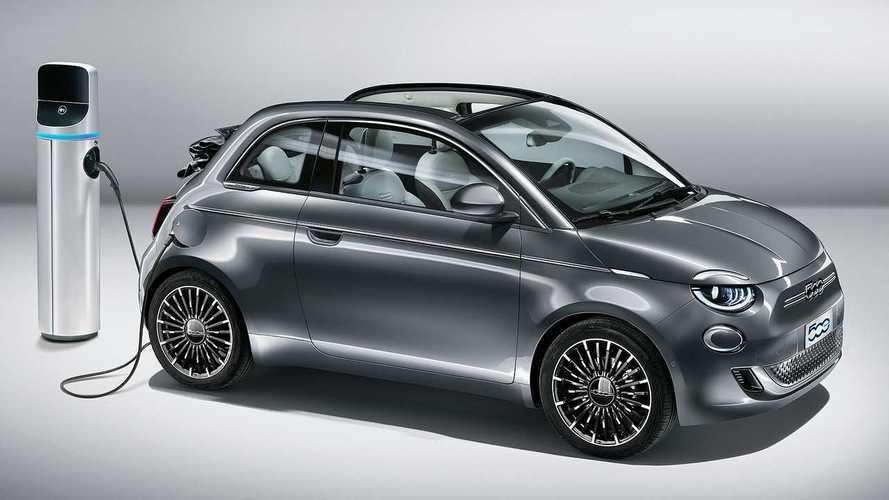 Fiat 500 eléctrico 2020