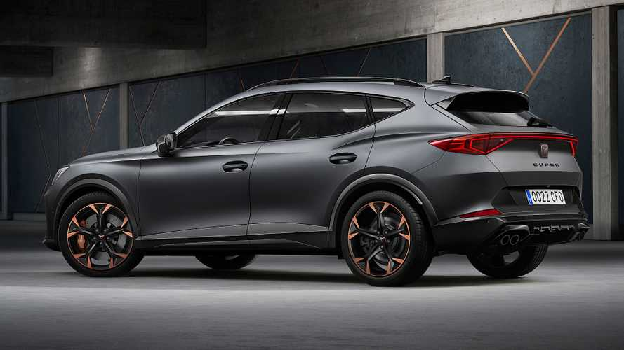 Cupra Formentor coupe-SUV to cost £27,300