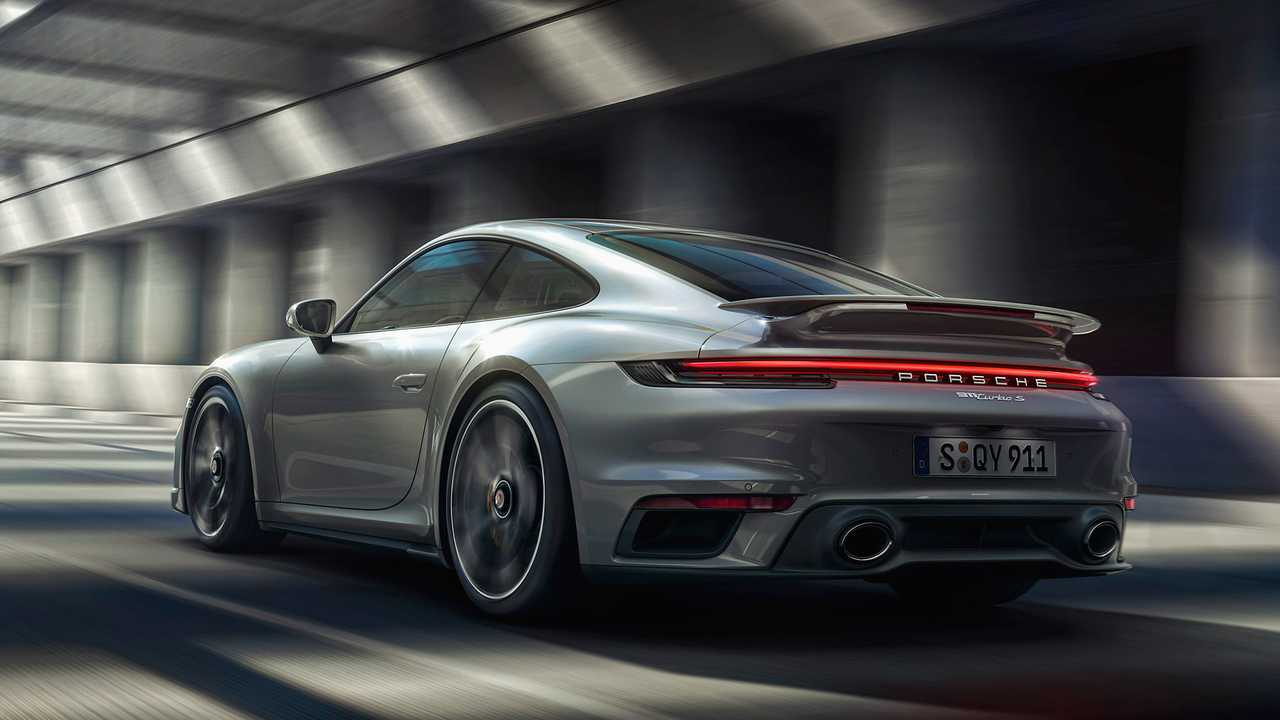 2020 Porsche 911 Price and Release date