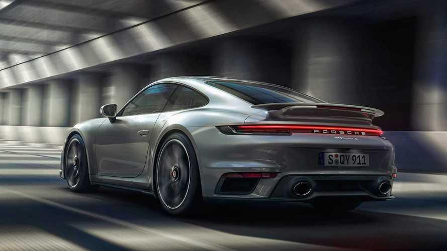 Porsche 911 Turbo S (2020) - 650 chevaux pour la plus puissante des 992