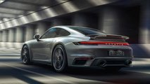 porsche 911 turbo s 2020 debutiert mit 650 ps