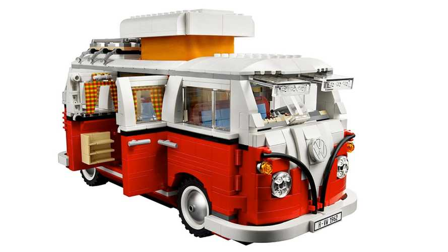 Volkswagen California Lego, il Bulli anti-stress contro il Coronavirus