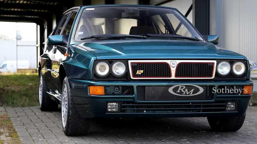 Este Lancia Delta Integrale sigue buscando nuevo dueño