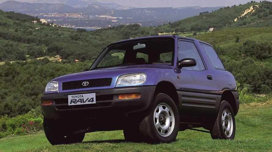 Toyota RAV4 1994-2020