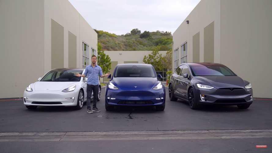 Videó: Megkezdődött a Tesla Model Y kiszállítása